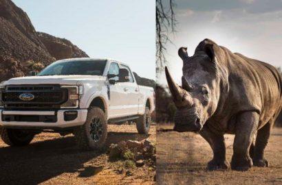 Ford Super Duty Rhino