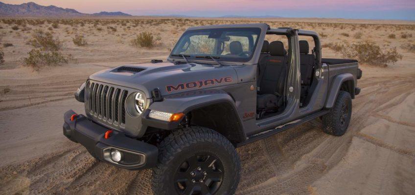 Jeep Mojave