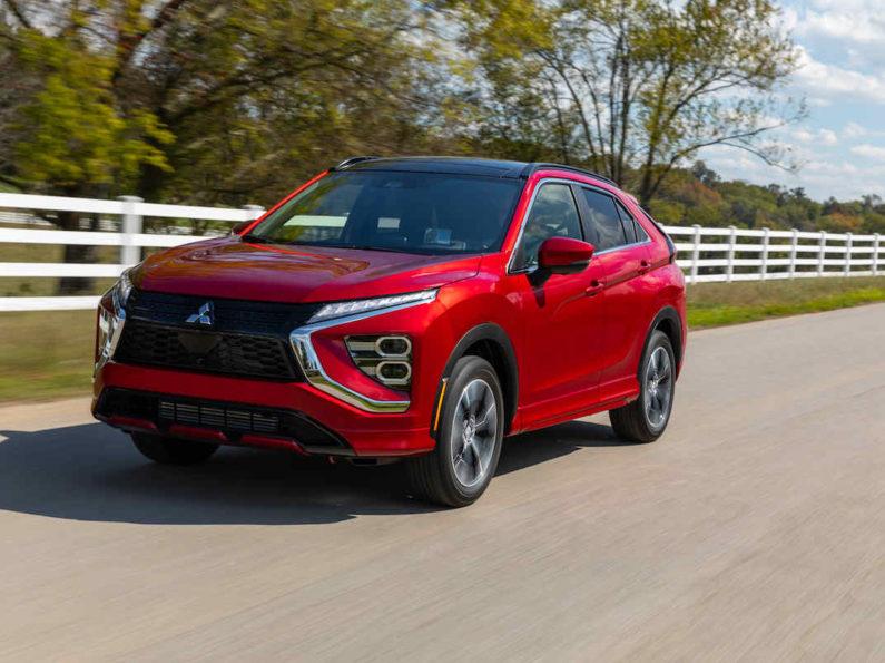 Mitsubishi Eclipse Cross Wins AutoPacific 2021 Vehicle Satisfaction Award